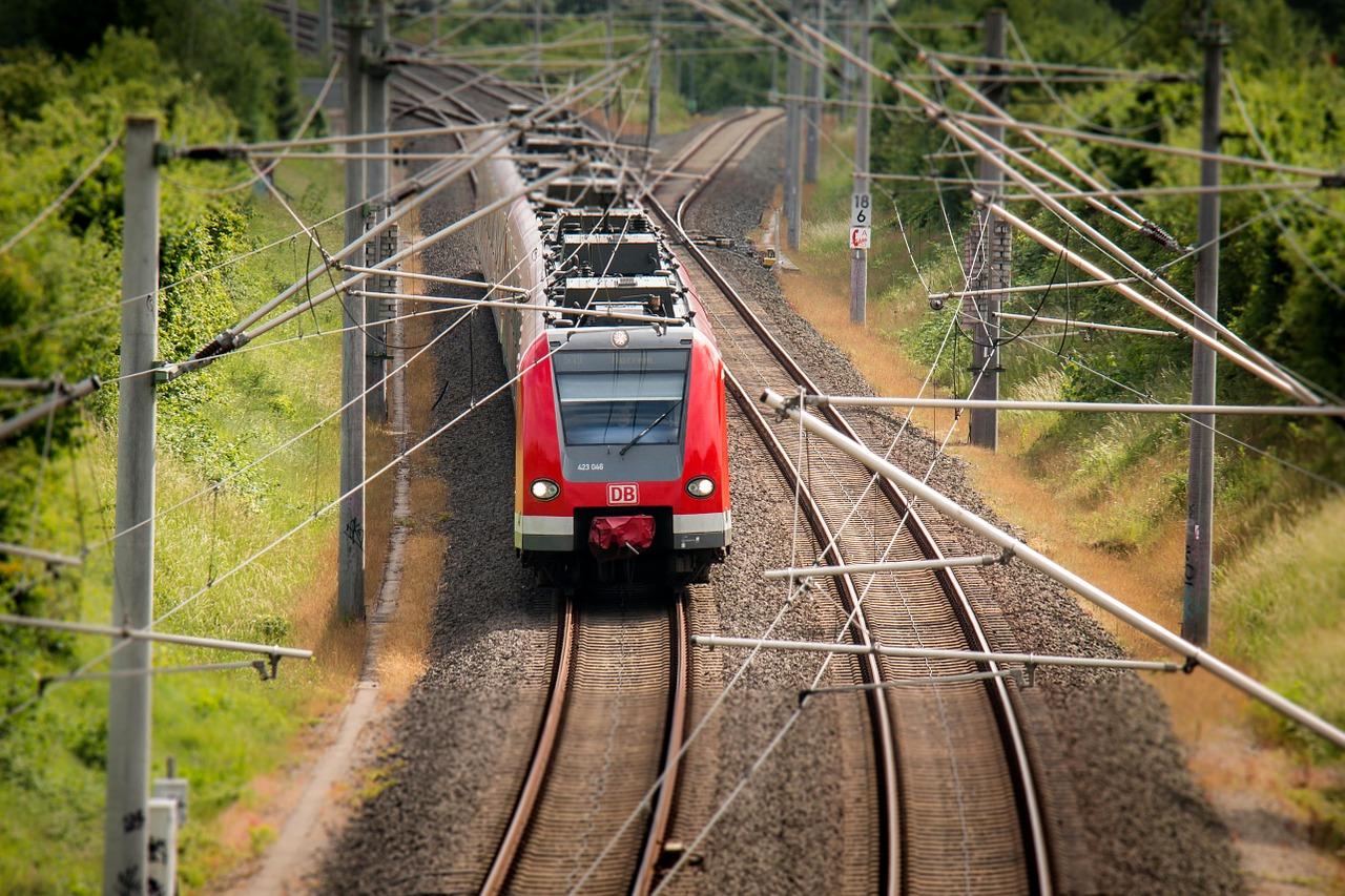 Kombiverkehr Zug
