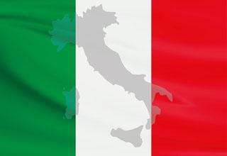 italien-transport-flagge