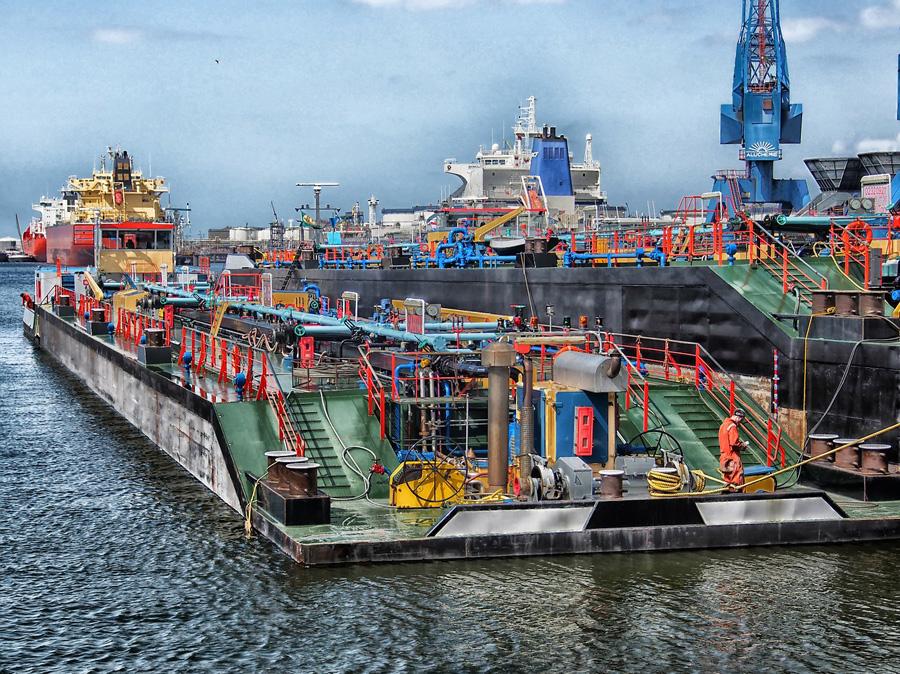 rotterdam-holland-niederlande-transport