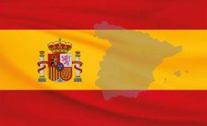 spanien-transport-flagge