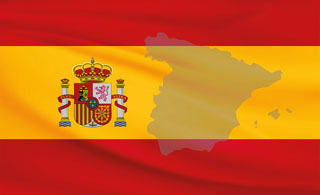 spanien-transport-flagge